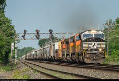 RailPictures.Net Photo: NS 2619 Norfolk Southern EMD SD70M at Berea, Ohio by Nolan Majcher