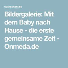 Bildergalerie: Mit dem Baby nach Hause - die erste gemeinsame Zeit - Onmeda.de