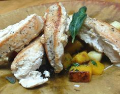 This Dry Sack Braised Pheasant Thigh recipe included caramelized root veggies and crisp potatoes. Easy Pheasant Recipes, How To Cook Pheasant, Root Veggies, Entrees, Crisp, Thighs, Grilling, Pork, Potatoes