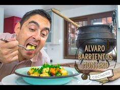 Porotos Negros - YouTube Kinds Of Beans, Chilean Recipes, Frijoles, Baking Ingredients, Cookie Dough, Diets, Foods, Vegan, Make It Yourself