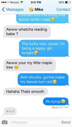 Smooth as syrup