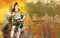 Festivals wallpaper, Hindu wallpaper, Maha Shivratri Wallpaper, Yellow, Orange and Green Colour, Download wallpaper, Spiritual wallpaper - Totalbhakti Preview