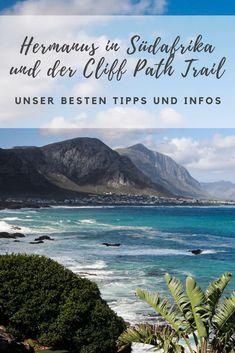 Hermanus Südafrika – Whale Watching, Highlights & Tipps If you're in Hermanus, make sure you walk the relaxed Cliff Path Trail. Best Places In Europe, Cool Places To Visit, Africa Destinations, Travel Destinations, Europe Travel Tips, Asia Travel, Europe Continent, Les Continents, Living In Europe