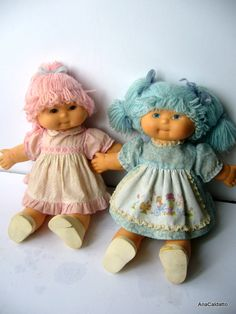 Boneca Quem Me Quer década 80, lindas minha filha herdou duas dessas lindas