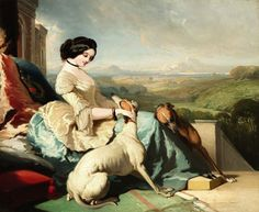 Artista Alfred de Dreux