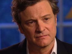 """Minutes"""" talks to its starring actor, Colin Firth, and reports on the historic find in an attic that helped make the """"The King's Speech"""" an Oscar favorit. King's Speech, Colin Firth, Tv Land, Kingsman, Cbs News, Short Film, Actors & Actresses, Movie Tv, How To Memorize Things"""