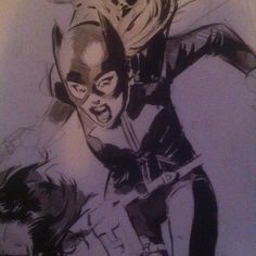 Batgirl by Cary Nord