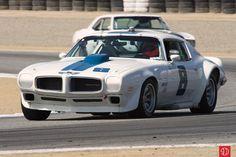 1970 Pontiac Trans Am originally driven by Jerry Titus