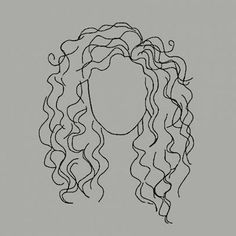 Line Art Drawings, Art Drawings, Drawings, Doodle Art, Outline Art, Drawing Sketches, Art, Minimalist Art, Painting Of Girl