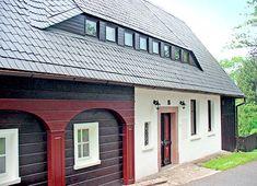 Stavíme pokoje v podkroví staré chalupy - Stavba a rekonstrukce