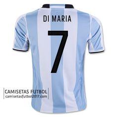 Primera camiseta DI MARIA de Argentina Copa América 2016 21,5€
