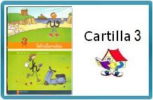 """CARTILLA DE LECTURA """"LETRILANDIA 3"""""""