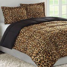 122 Best Leopard Bedding Images On Pinterest Animal Prints