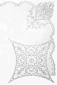 New sewing machine embroidery inspiration 46 Ideas Cutwork Embroidery, Sewing Machine Embroidery, Hand Embroidery Patterns, Embroidery Designs, Point Lace, Easy Sewing Patterns, Diy Sewing Projects, Fabric Painting, Needlework