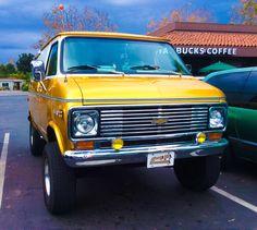Chevy Vans, 4x4 Van, Cool Vans, Subaru Legacy, Gm Trucks, Custom Vans, Van Life, Buses, Rigs