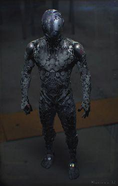 modo replicator suit by Maciej