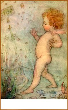 The Water Babies by Charles Kinglsey - Written in 1862–1863 - Jessie Willcox Smith ?