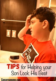 As a parent you want your son to look his best. Getting him to embrace his personal style was never easier than with the great line of products from AXE. Check out someTips for Helping your Son Look his Best. #AD #AXE