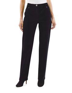 Women | Pants & Leggings | Classic-Fit Corduroy Pants | Hudson's Bay