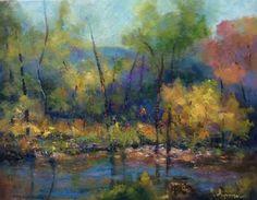 Znalezione obrazy dla zapytania contemporary impressionist painting