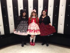 Beautiful Plus Sized Lolitas, pandaprincessalamode:   Went out today for...