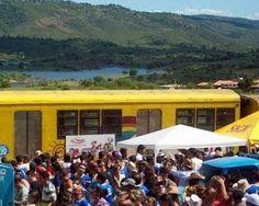 Pregopontocom Tudo: Trem do Forró da Melhor Idade sai nesta sexta-feira, 09, em João Pessoa...