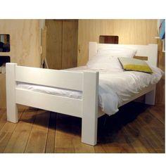 Postel z masívu. Blue Bedroom, Kids Bedroom, Bedroom Decor, Diy Twin Bed Frame, Dream Rooms, Bed Design, Kids Furniture, Home Furnishings, Single Beds