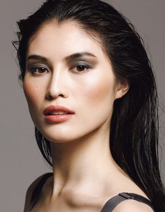 Shiseido Beauty Tips by Dick Page March 2014 - eyebrows and how to achieve a perfect groomed look.