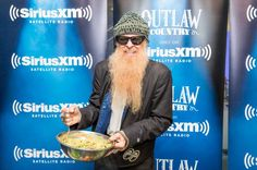 ZZ Top guitarist Billy Gibbons guacamole w/ salt and pepper added for taste. (15) Ripe Avocados, (6) Limes (1) Small Jar Crushed Garlic (6) Fresh Jalapeño Peppers (6) Bunches Cilantro(1) Small bottle Ketchup(1) Jar Pace Picante Hot Sauce (Medium Hotness)(1) Jar Tostitos Queso