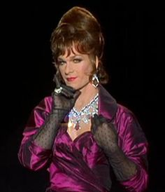 Which Celeb Looks Best in Drag?  Patrick Swayze! :-)