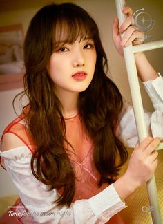"""Gfriend-Yerin """"Time for the moon night"""""""