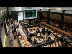 Tramshed Restaurant, Shoreditch Time Lapse Video, 32 Rivington Street, London EC2A 3LX