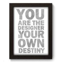Quadro Decorativo - Destiny - 023qdr