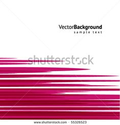 stock vector : Abstract pink wave background