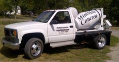 Mini Concrete Mixers Trucks for Sale