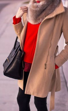 Camel + Red