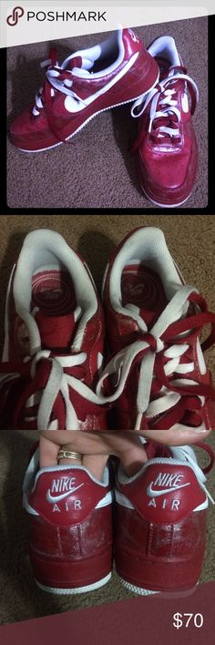 Nike air In very good condition but a little bit dirty need some clean Nike Shoes