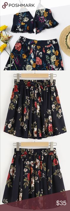 🆕 • 💐 blue floral drawstring shorts 💐 NWOT, as seen • ❌ no trades or lowballing ❌ • offers considered ☑️ prices will not be discussed in the comments • bundles of 2+ receive 20% off 🎉 • Use code NQAXM to get $5 off your purchase • ♻️ repeat buyer discount ♻️ Shorts