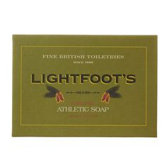 Lightfoot's - Pure Pine Athletic Soap - Box of 4