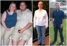 Chelsey down 116 lbs and Matt is down 173 lbs! way to go guys