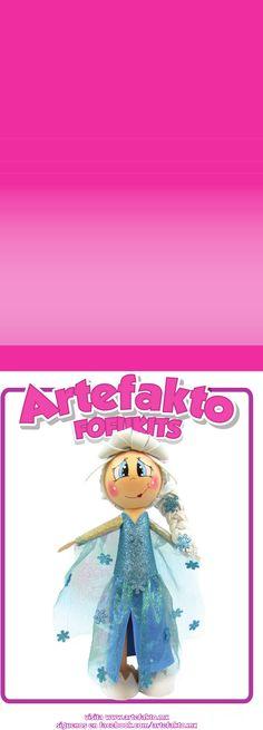 Artefakto FrozElsa PAP