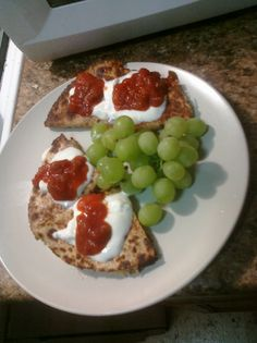 Bariatric Foodie: WLS-friendly Quesadillas