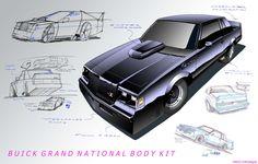 Buick Grand National Buick Grand National, Cool Cars, Awesome, Animals, Cars, Animales, Animaux, Animal, Animais