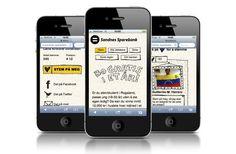 Sandnes Sparebank pays your rent for one year – bogratisietår. Live Free, Blackberry, Campaign, Digital, Phone, Telephone, Blackberries, Mobile Phones, Rich Brunette