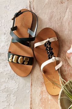 Sunstone Sandals by Miss Albright #anthrofave #anthropologie