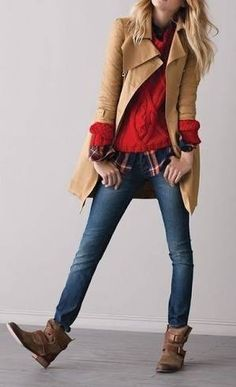 slouchy flat ankle boots - Google Search                                                                                                                                                                                 More