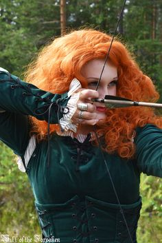 Merida Cosplay Disneyprincess Brave
