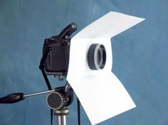 DIY Macro Softbox for free