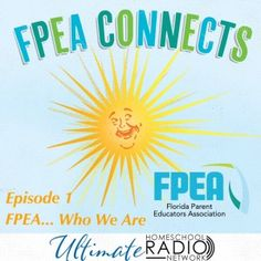 The Florida Parent Educators Association (FPEA) Chairwoman, Suzanne Nunn introduces FPEA and herself in this first episode.  The Florida Parent Educators Assoc. has helped families homeschooling in Florida for many years. FPEA Connects is a brand new podcast to help families with their homeschool journey.