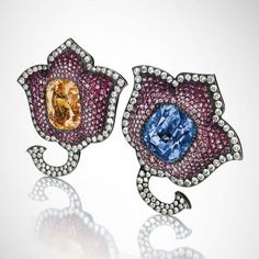 A charity auction of rare jewellery